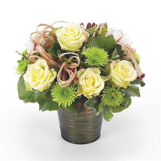 European Garden flower bouquet (BF19-11K)